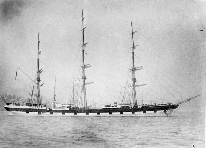 aldergrove 1875 ship